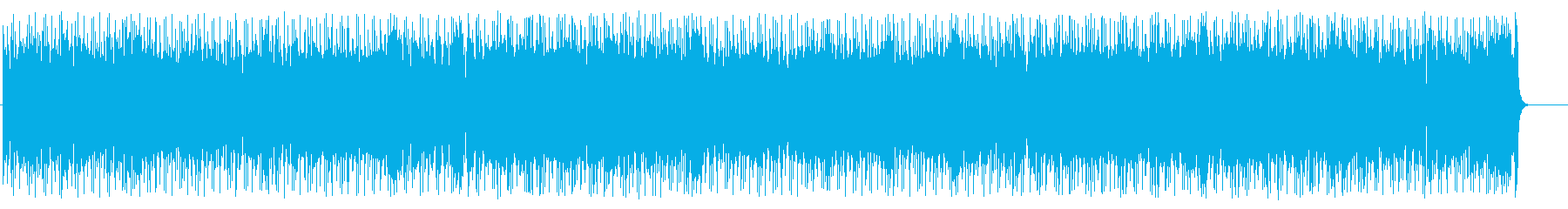 健やかなほのぼのポップ(フルサイズ)の再生済みの波形