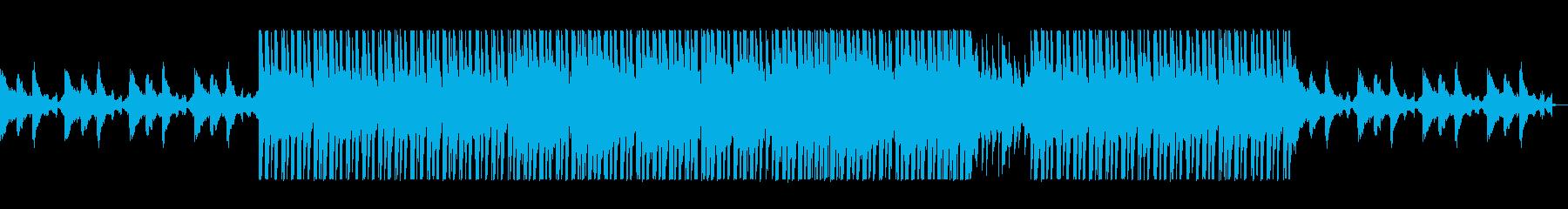 心が安らぐ幻想的なハウスバラードの再生済みの波形