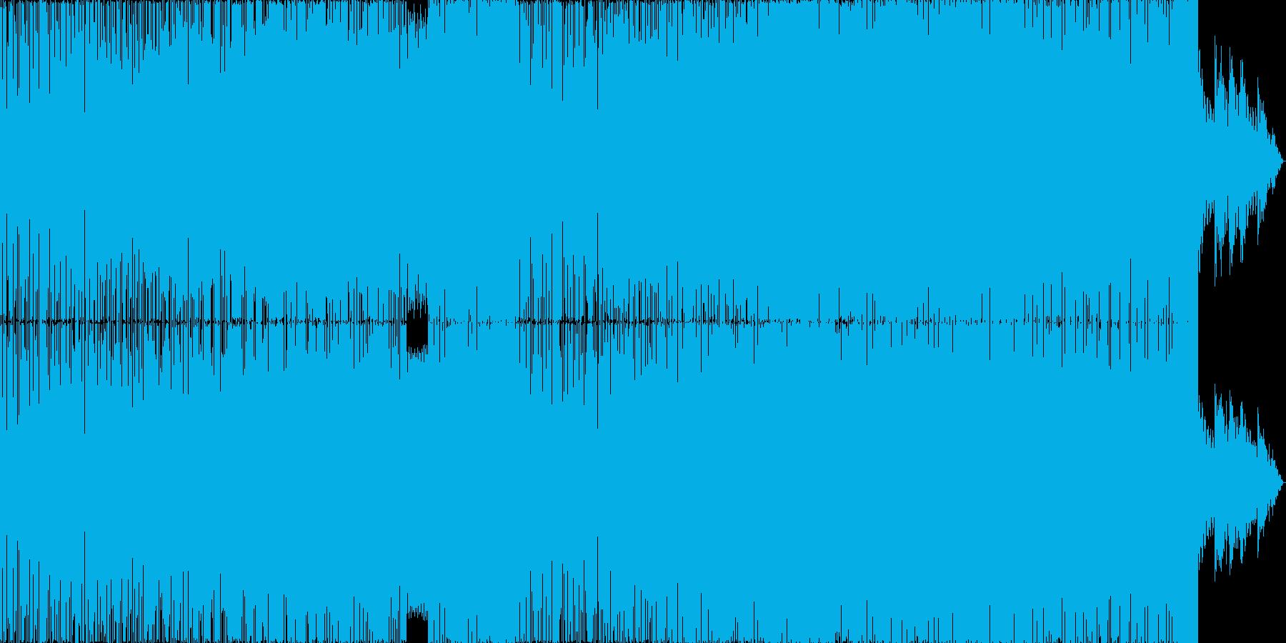 情熱のDnBの再生済みの波形