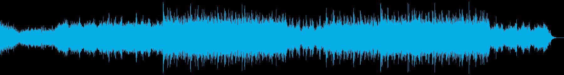 科学、内なる宇宙、ドキュメンタリー-06の再生済みの波形