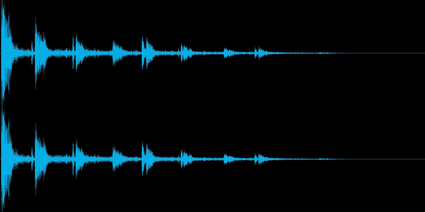カタリカタリカタリ (妖怪が出現)の再生済みの波形