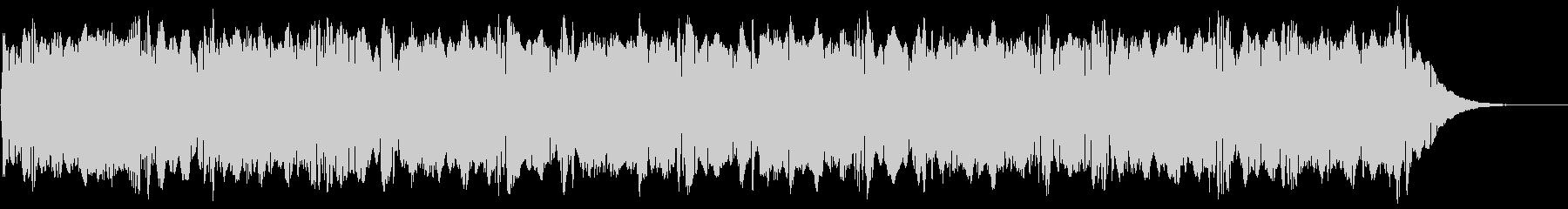 ライトセーバー音 ロング版 ブーン 光剣の未再生の波形