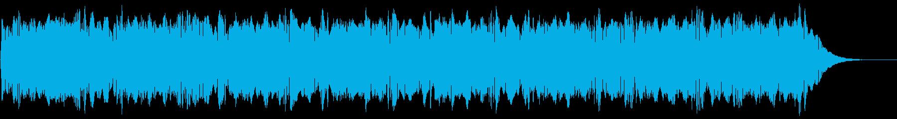 ライトセーバー音 ロング版 ブーン 光剣の再生済みの波形