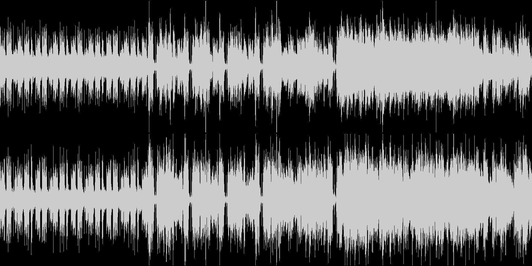 ポップバラード①優しさ/ビート【ループ】の未再生の波形