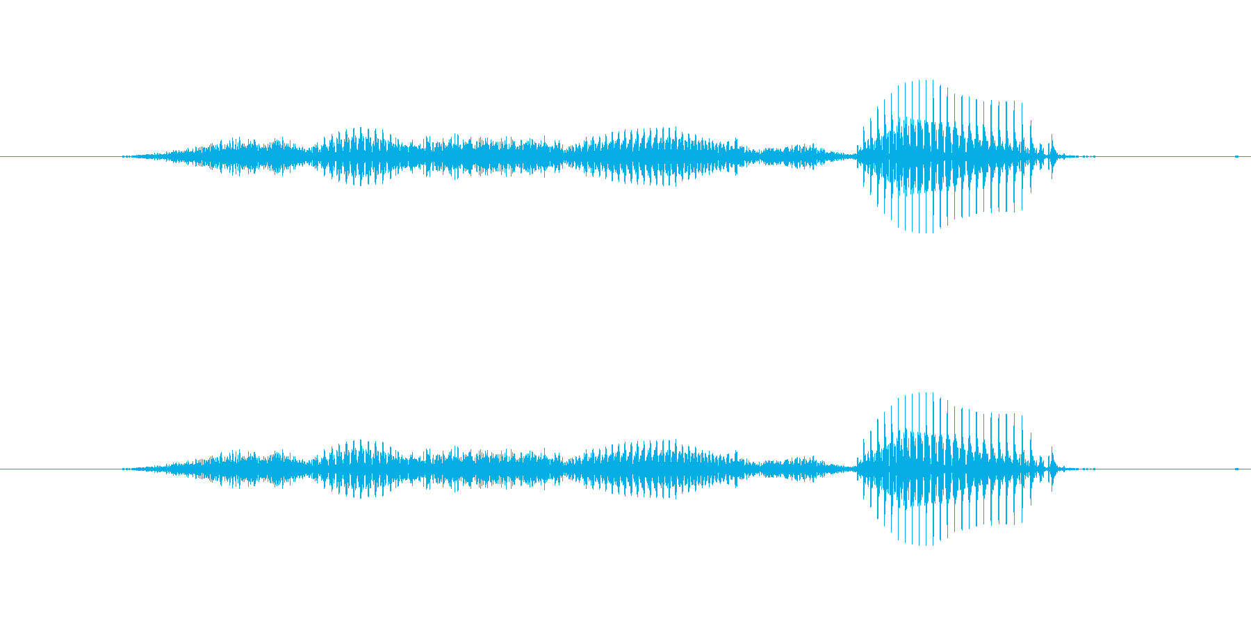【星座】獅子座の再生済みの波形