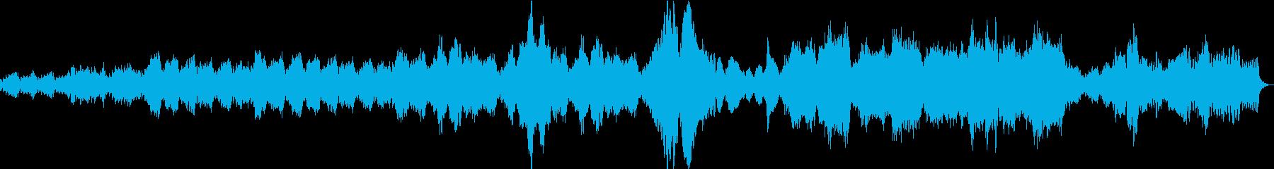 小オーケストラ ミステリアス ループ版の再生済みの波形