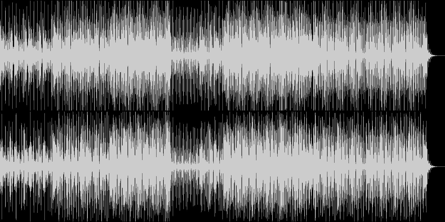 チルハウス系の癒されるBGMです。の未再生の波形