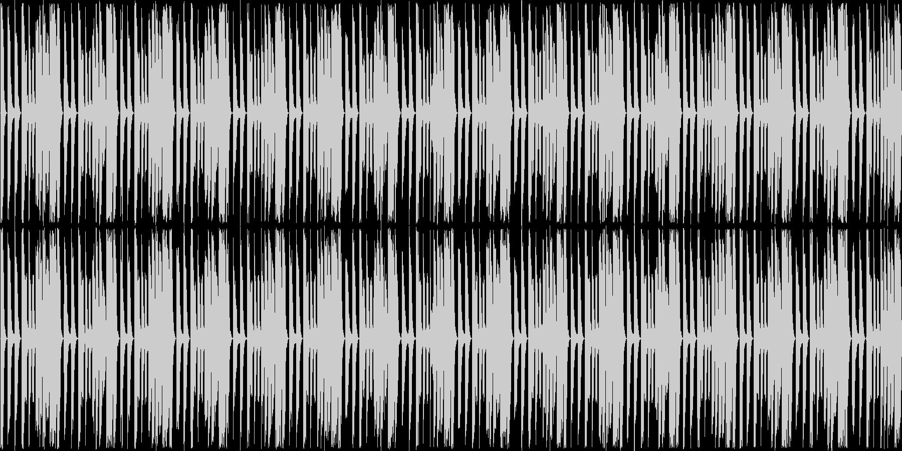 【コミカルなシーンにピッタリなBGM】の未再生の波形
