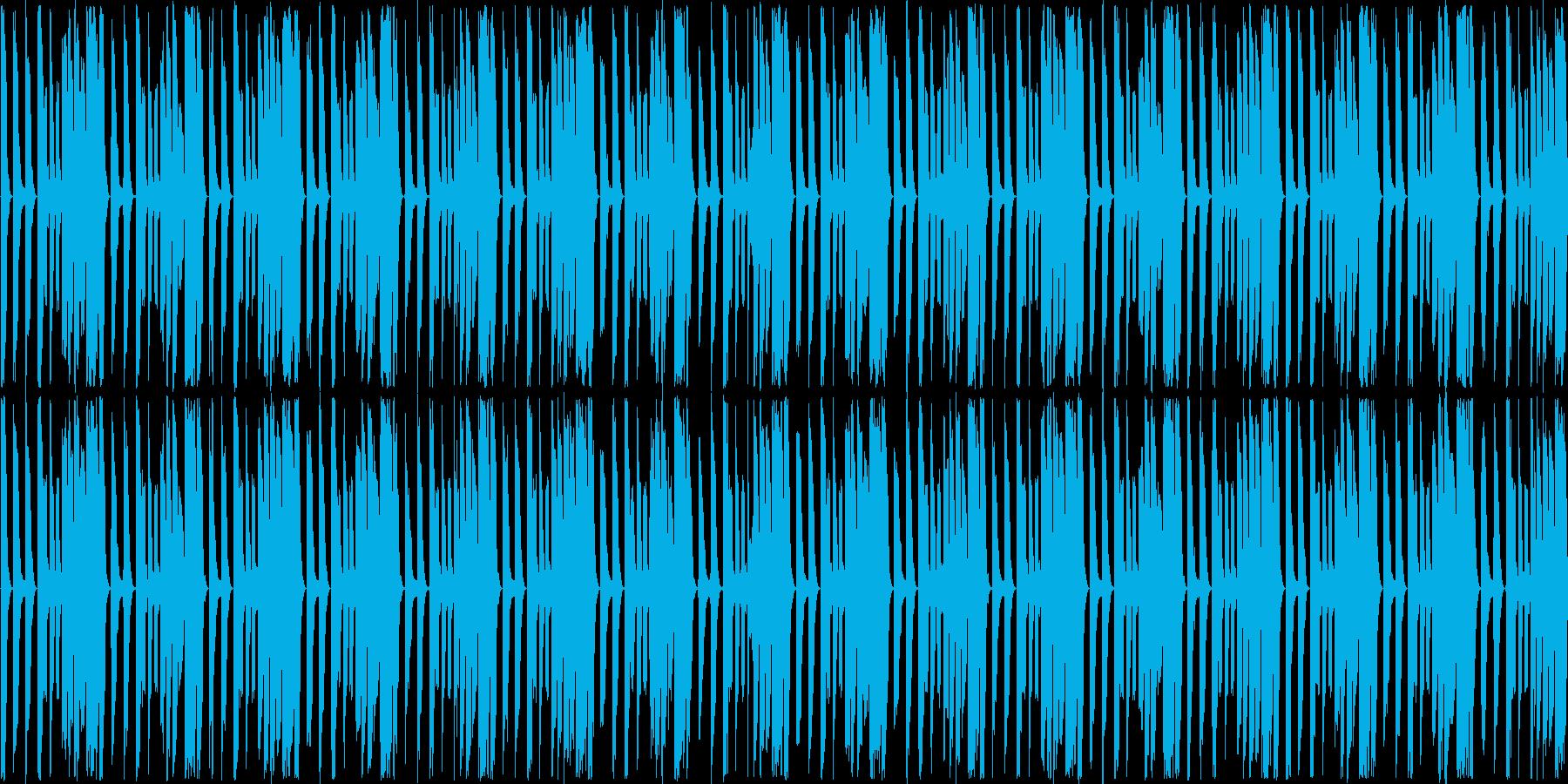 【コミカルなシーンにピッタリなBGM】の再生済みの波形