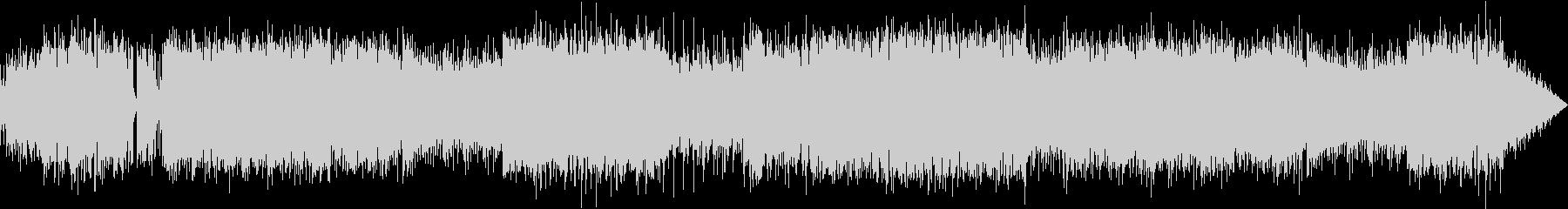 情熱的なプログレッシブ・ハードロックの未再生の波形