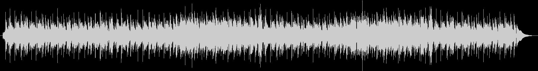 ハイテンポなボサノヴァ風のエレピ・ビー…の未再生の波形