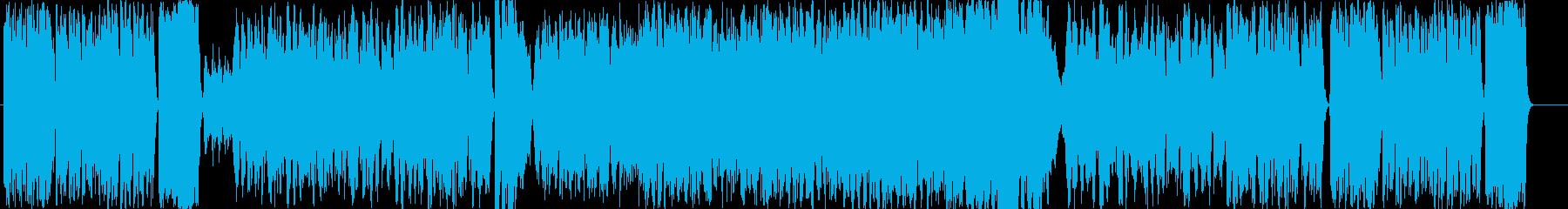 ドラマチックなヨーロピアン・クラシカルの再生済みの波形