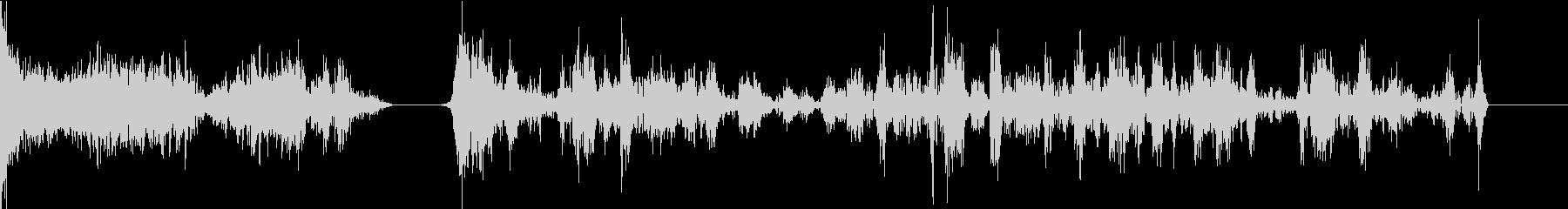 TVFX POPなザッピング音 10の未再生の波形
