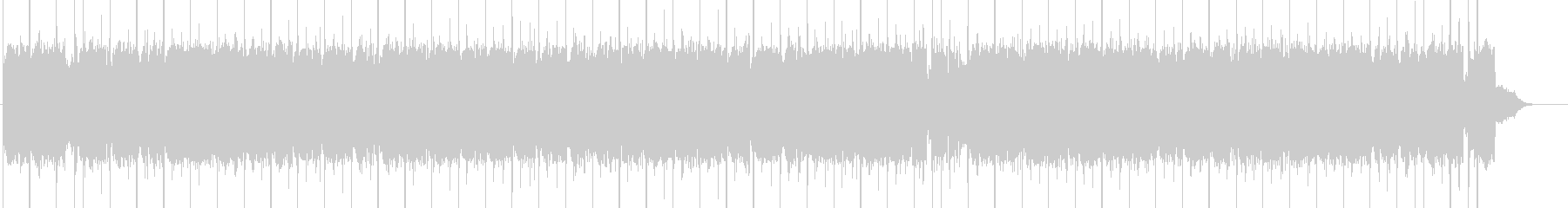3拍子 メルヘン調でファンタジーなBGMの未再生の波形