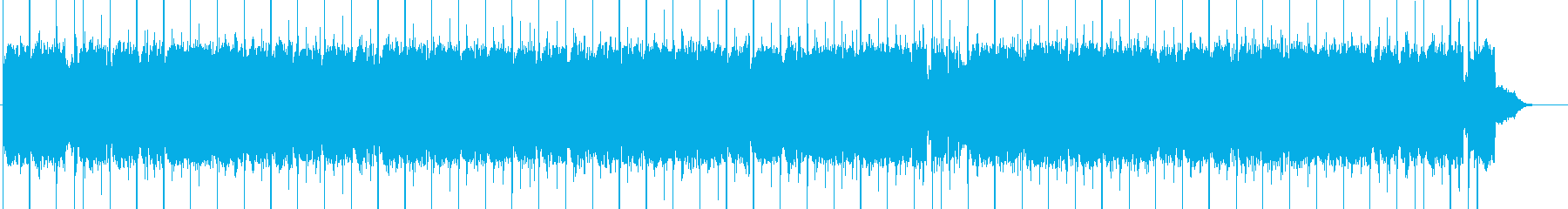 3拍子 メルヘン調でファンタジーなBGMの再生済みの波形