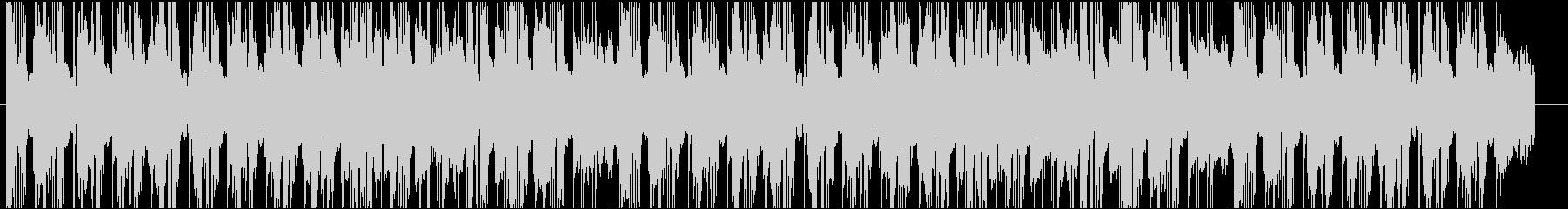 エレピが心地よいR&BジャズBGMの未再生の波形