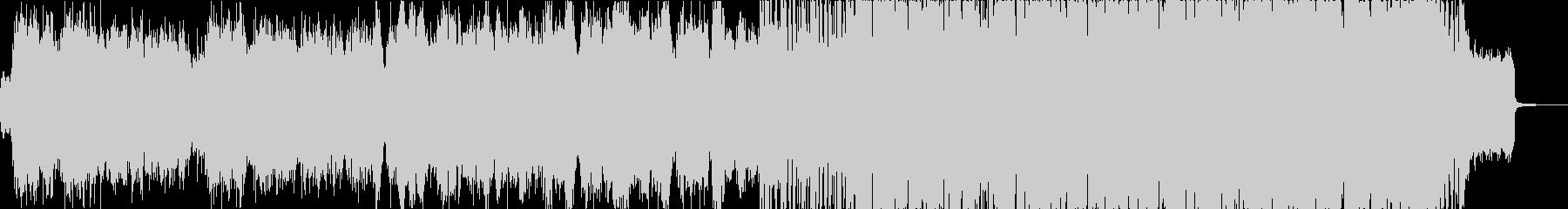 チャックマンジオーネ風トランペット曲の未再生の波形