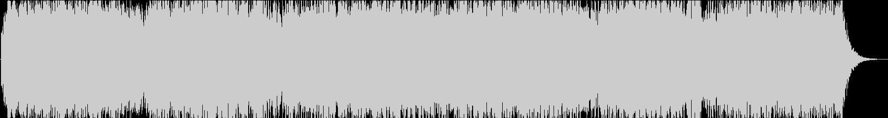 サイエンス・ドキュメンタリー系BGMの未再生の波形