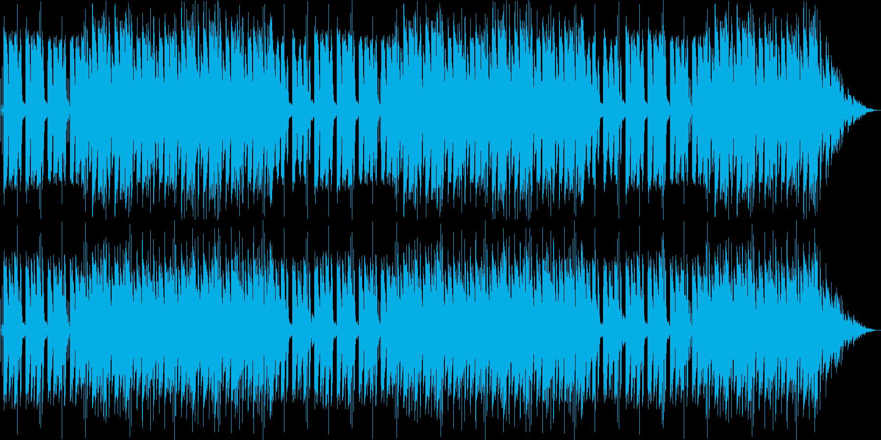 おとぼけ・ギャグ・間抜け・ほのぼのの再生済みの波形