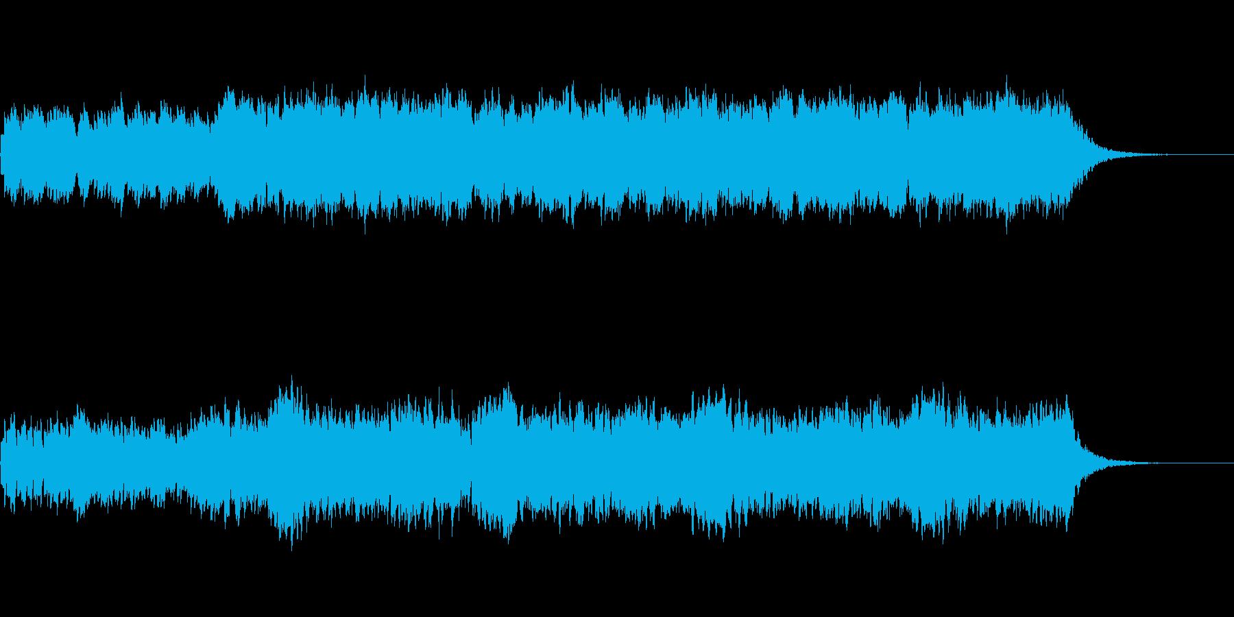 幻想的なピアノ BGM  感動の場面にの再生済みの波形