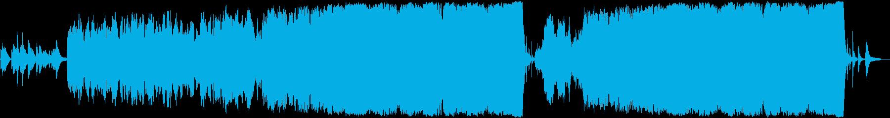 切ないメロディの際立つクラシカルな一曲の再生済みの波形