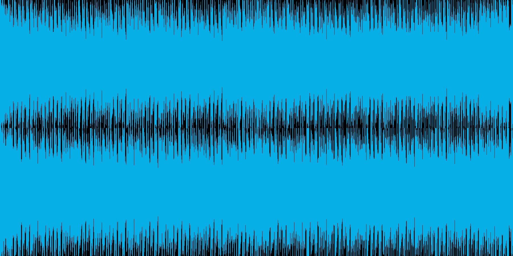 【EDMループ素材】企業・映像制作向きAの再生済みの波形