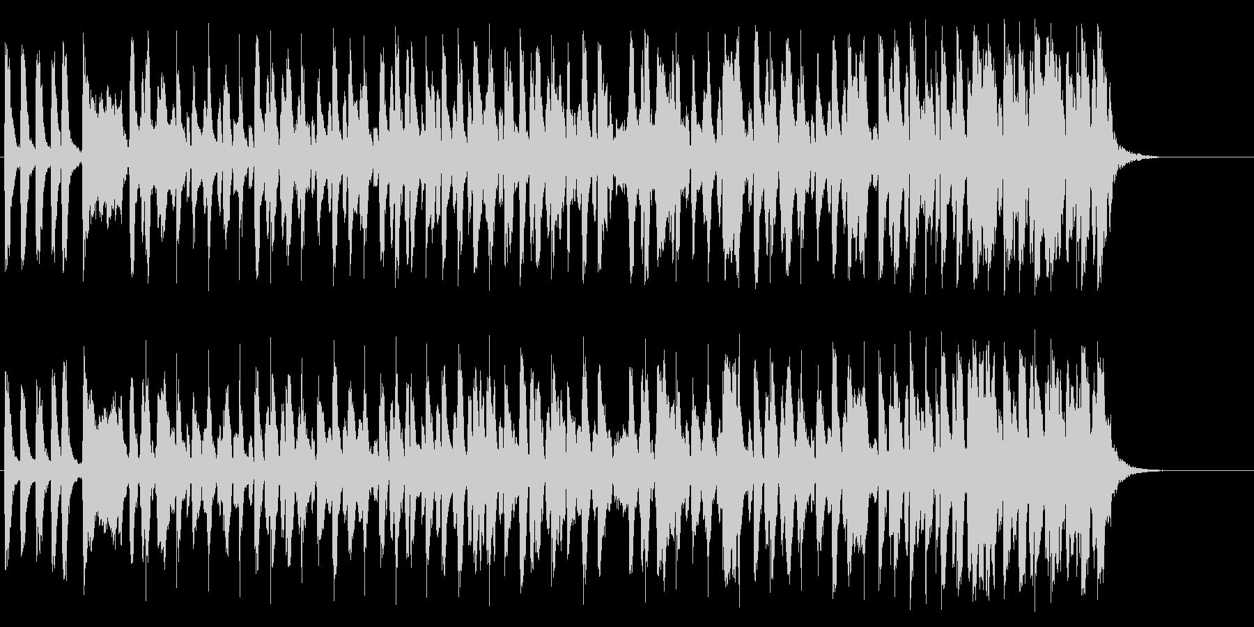 ご存知もしもしカメよで知られる童謡の未再生の波形
