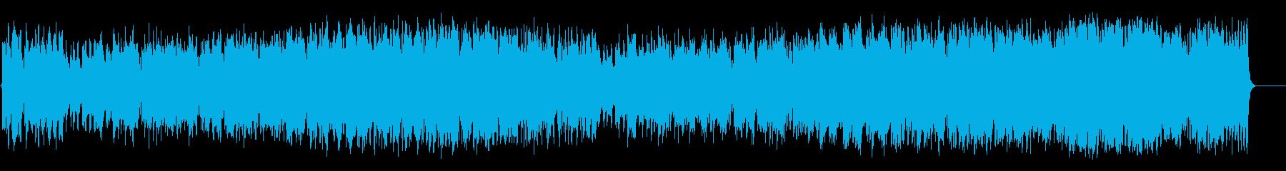 春を思わせるセミ・クラ(フルサイズ)の再生済みの波形