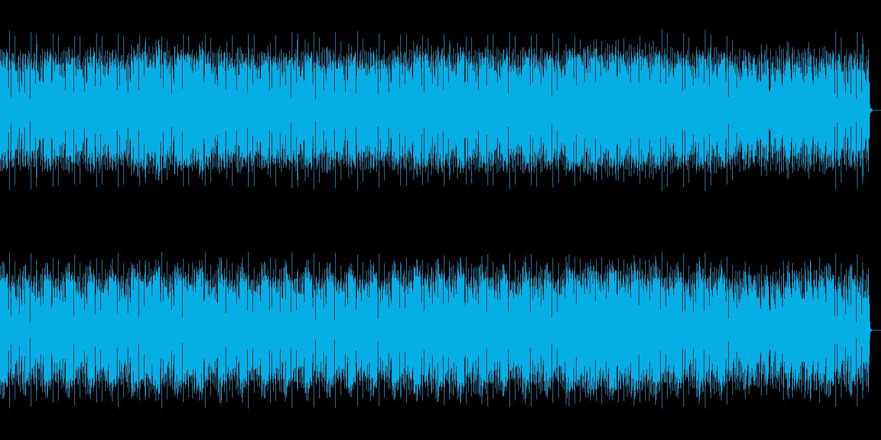 奇妙で幻想的なヒップホップの再生済みの波形