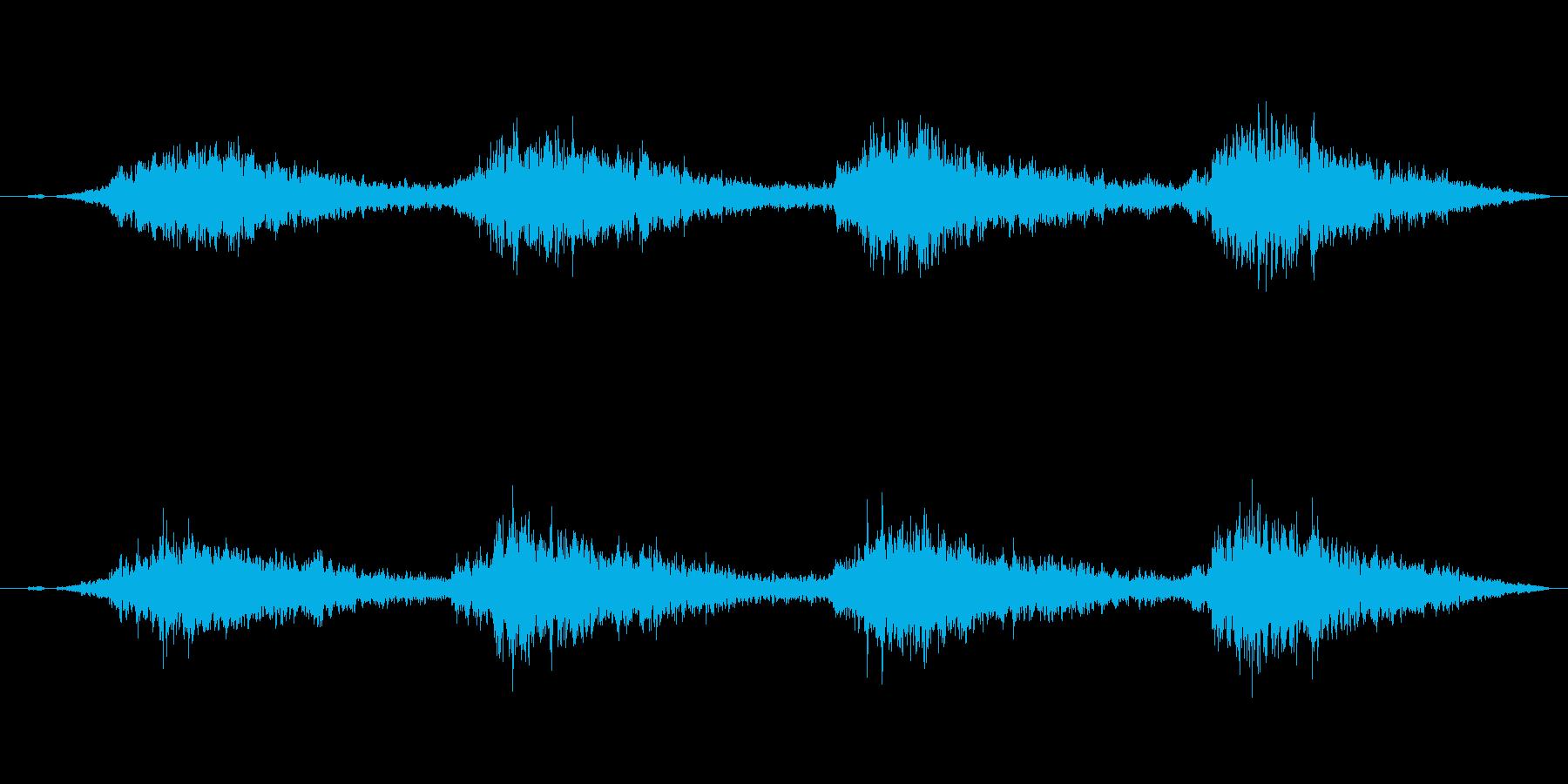 クリスマスのベル、鈴に最適な効果音です1の再生済みの波形