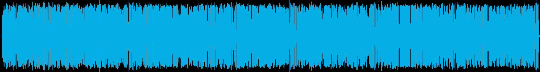 ロボットの人工知能(AI)を連想する効…の再生済みの波形