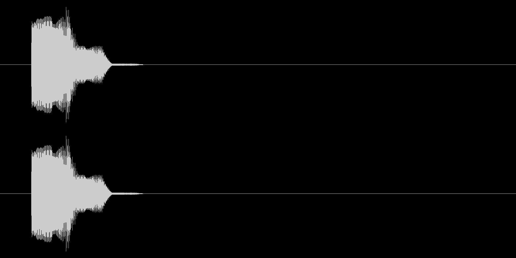 SNES レース01-13(選択)の未再生の波形