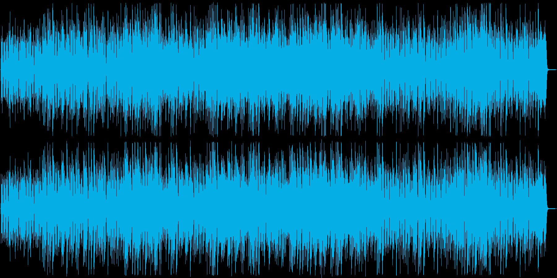 ピアノ・トリオNo.5/ストライドピアノの再生済みの波形
