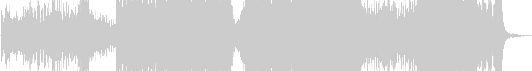 【コーラス無し】エピック・オーケ…怒りの未再生の波形