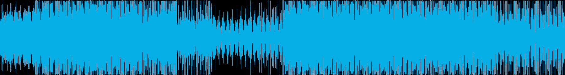 不思議 サイエンス 報道 ループ 番組の再生済みの波形