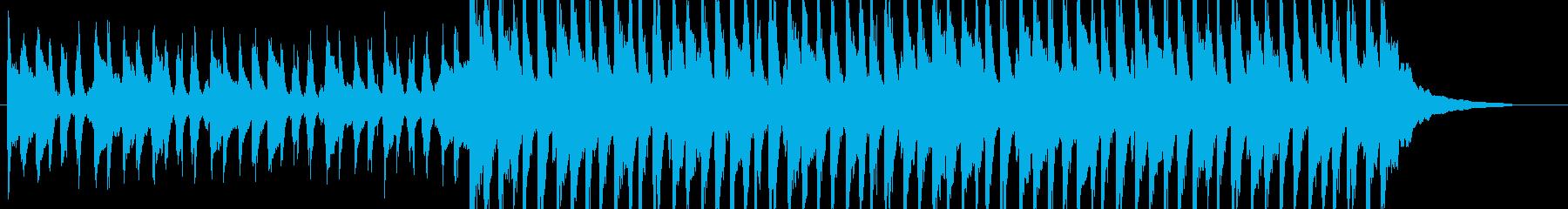 企業VPやCM、口笛、明るいポップ30秒の再生済みの波形