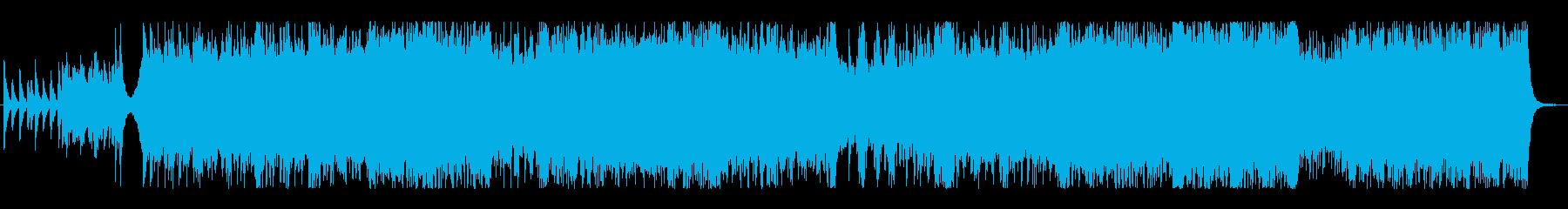 壮大なケルト 民族音楽【分奏ver】の再生済みの波形