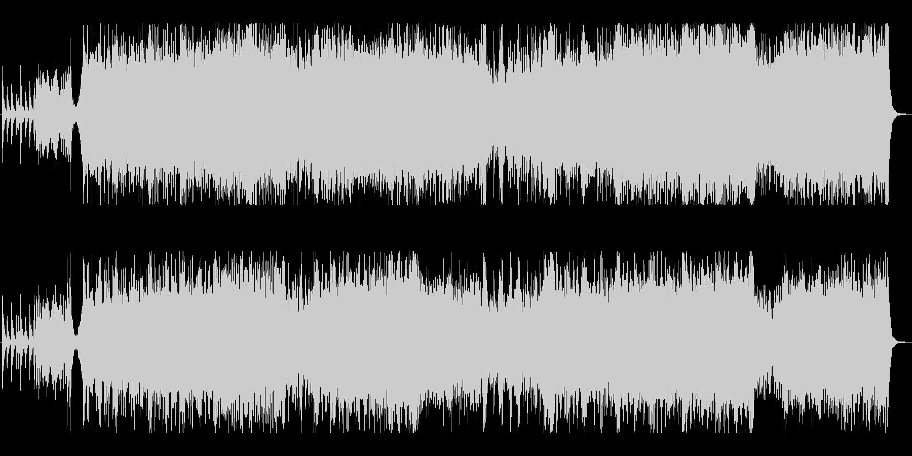 壮大なケルト 民族音楽【分奏ver】の未再生の波形