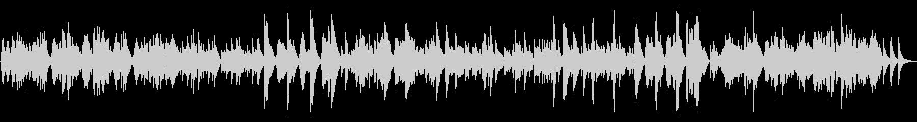 シシリエンヌ/フォーレ (チェロ)の未再生の波形