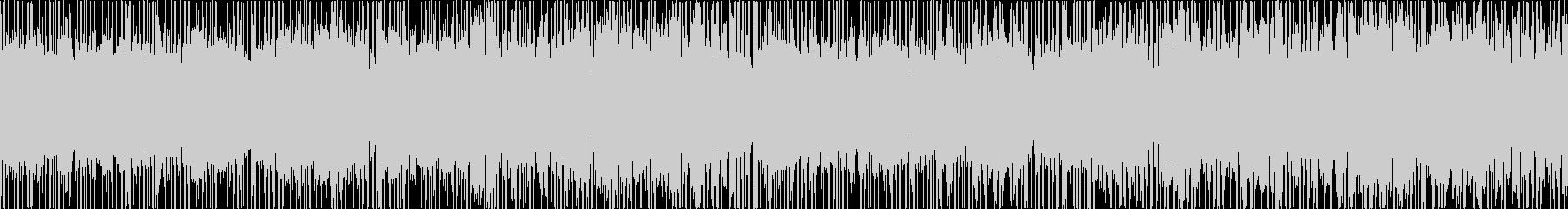 ゲームで使えるクールなチップチューンの未再生の波形
