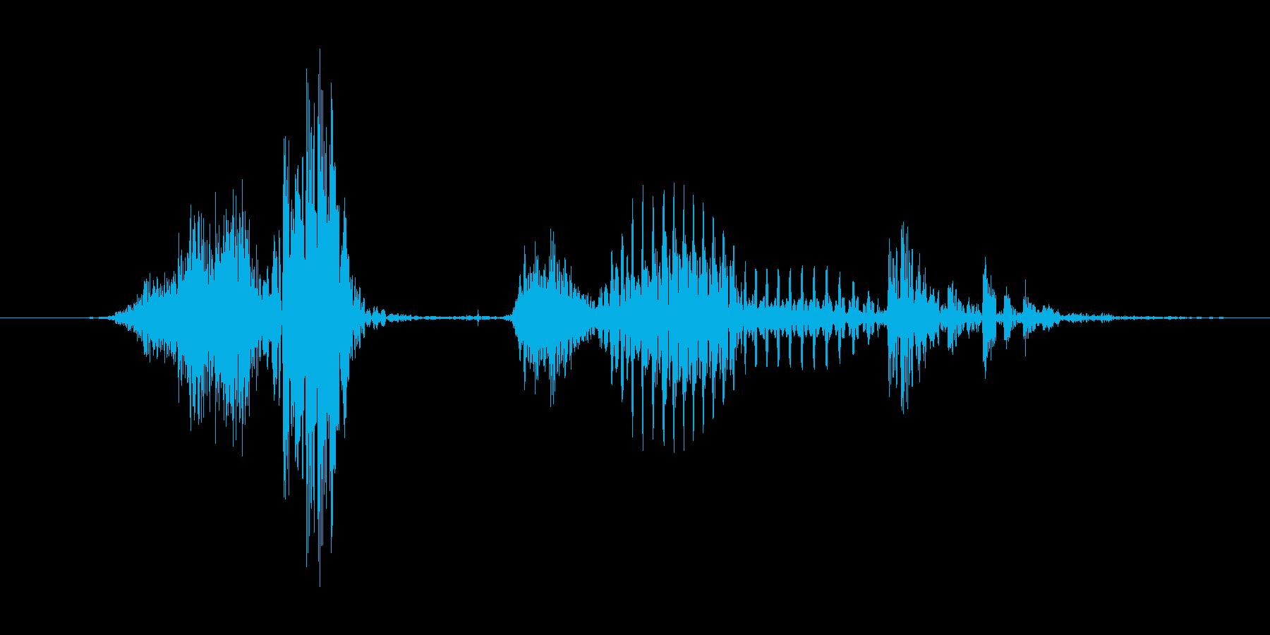 「September」英語発音の再生済みの波形