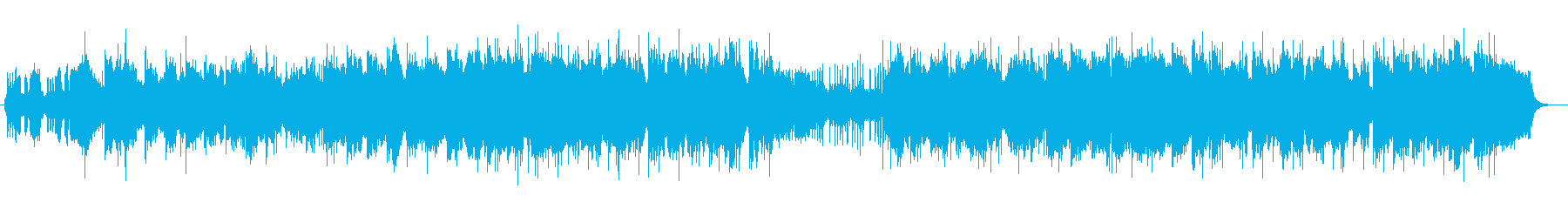 昼下がりのリラックスミュージックの再生済みの波形