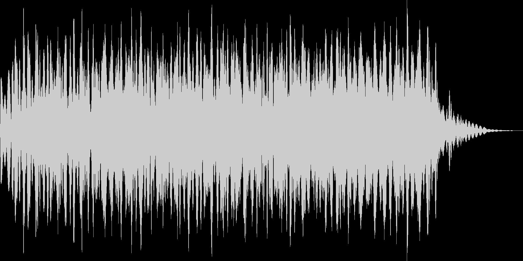 キラキラ(長め またたく星 魔法)の未再生の波形