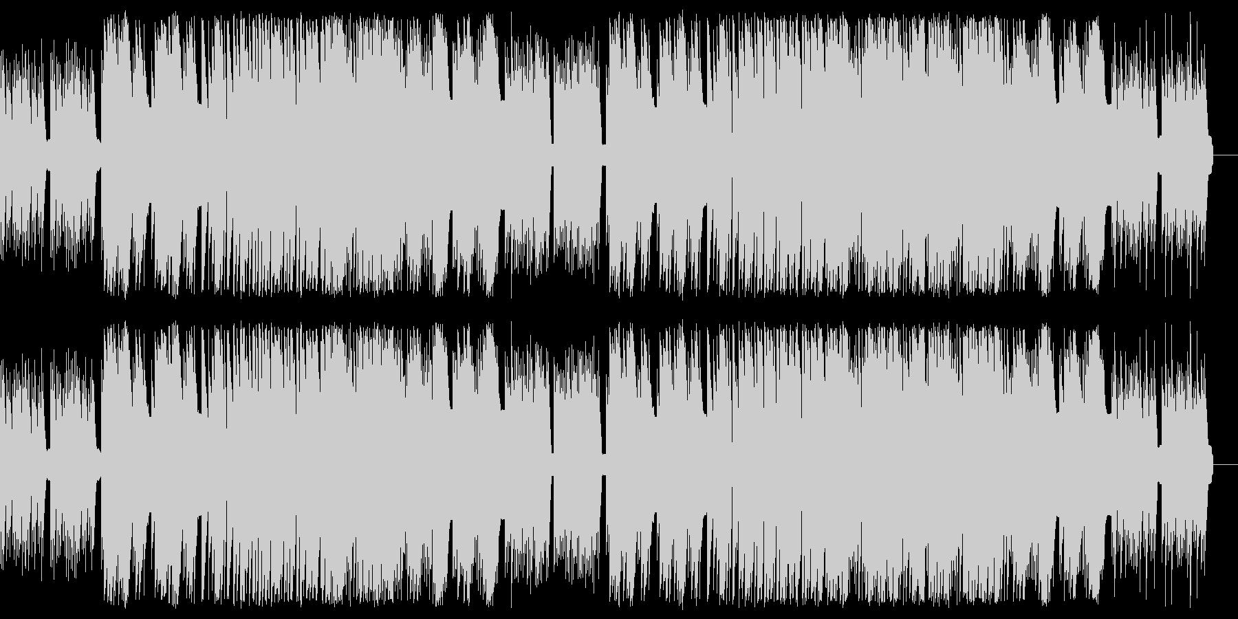 BGM019-06 ファミコン風ゲーム…の未再生の波形