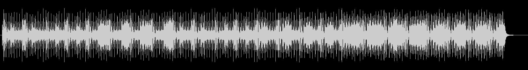 マイナーでリズミカルなメロディーポップの未再生の波形