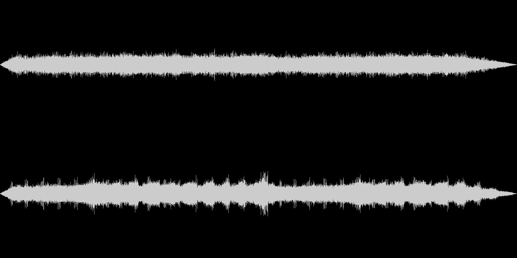 環境音-秋(虫の鳴き声)の未再生の波形