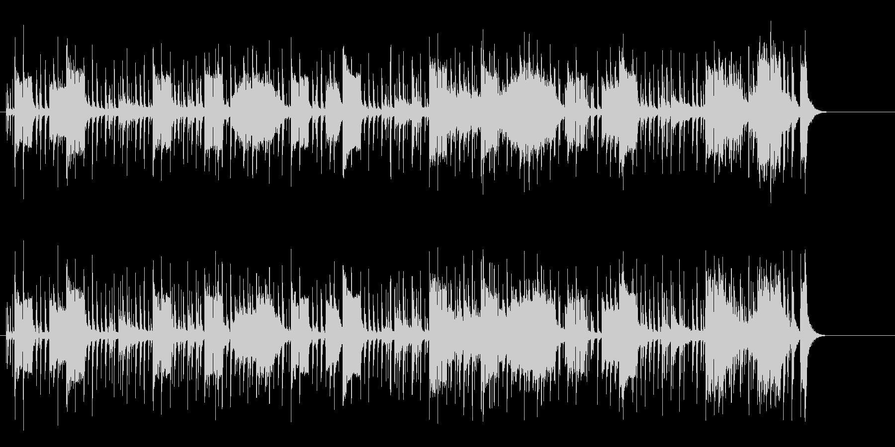 ビバ・ワールド(南アジア系のポップス)の未再生の波形