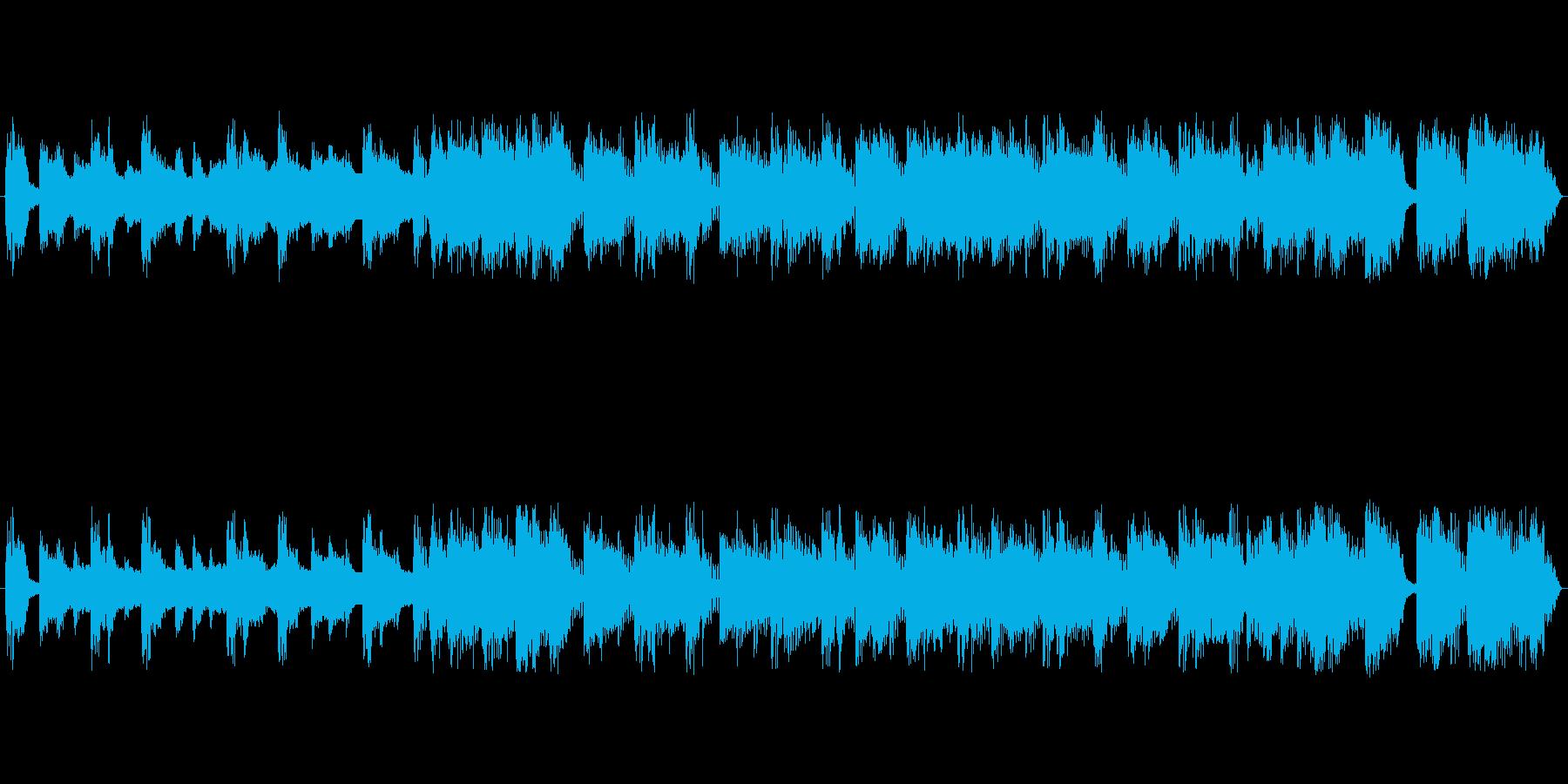 出囃子 15秒 手拍子しやすい音源の再生済みの波形