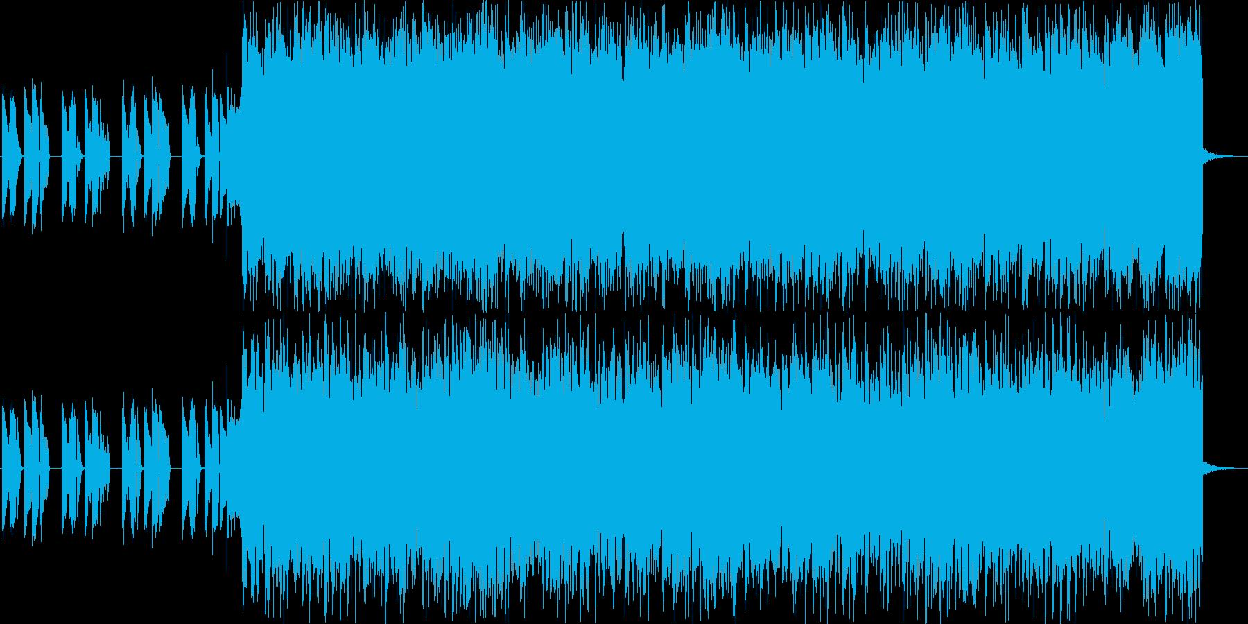 <ギター生演奏>無機質破壊的 混沌の再生済みの波形