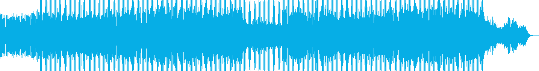 EDMオープニング企業VPイベント-18の再生済みの波形